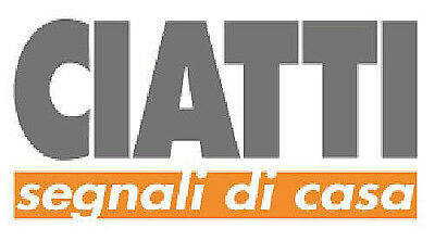 Ciatti Mobile Audio/Video Metallo da Parete - x30 supporti CD/DVD
