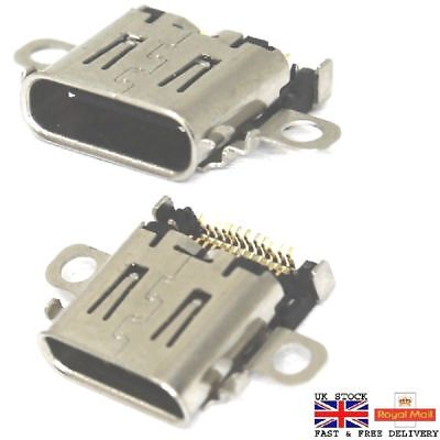 Nintendo Switch Replacement USB C Charging Port Component UK Stock- OEM.