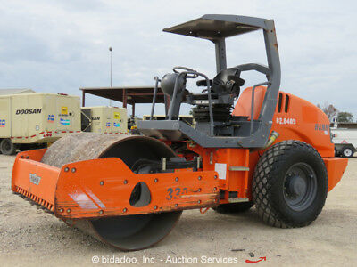 2014 Hamm 3307 66'' Single Drum Vibratory Ride On Roller Compactor Shell Kit