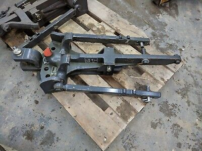 Valtra - Pick Up Hitch With Swinging Drawbar Bottom Part Attachment