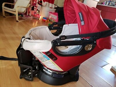 Orbit Baby G3 Infant Car Seat Complete