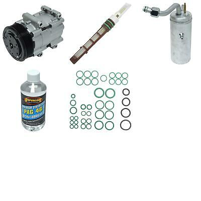 A//C Compressor /& Component Kit-Compressor Replacement Kit fits 07-10 X5 4.8L-V8