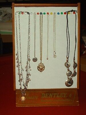 Estate sale jewelry lot of 6 vintage to now necklaces