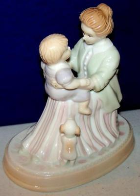 1995 Avon MOTHER'S LOVE Porcelain Figurine Source of Fine Collectibles