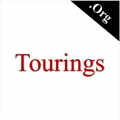 Tourings One 1 Word Travel  Aged Premium Brandable Letter Domain Name - GoDaddy