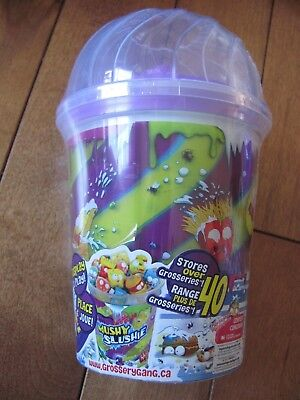 The Grossery Gang Mushy Slushie Collectors Cup Sonstige