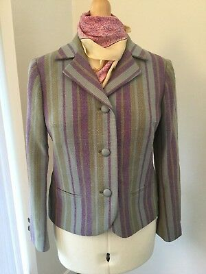 Vintage Strelitz Northern Ireland Size 14 Wool Jacket. REDUCED