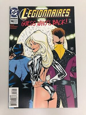 LEGIONNAIRES #16 (1994) NM+ Early Adam Hughes Cover More Like This In My Store