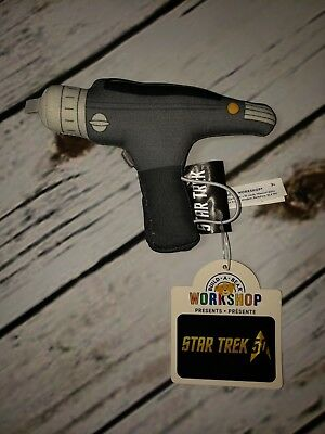 BUILD A BEAR Star Trek Phaser Gun NEW NWT