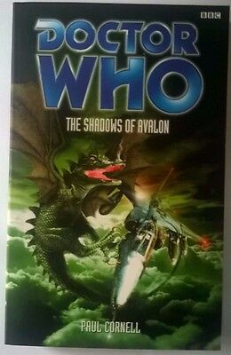 Doctor Who Book : Bbc Eighth Doctor Adventure (Eda) :  The Shadows Of Avalon