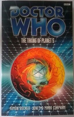 Doctor Who Book : Bbc Eighth Doctor Adventure (Eda) :  The Taking Of Planet 5