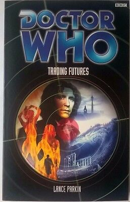 Doctor Who Book : Bbc Eighth Doctor Adventure (Eda) :   Trading Futures