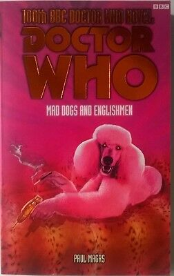 Doctor Who Book : Bbc Eighth Doctor Adventure (Eda) :  Mad Dogs And Englishmen
