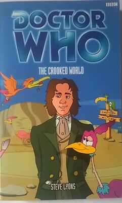 Doctor Who Book : Bbc Eighth Doctor Adventure (Eda) :   The Crooked World