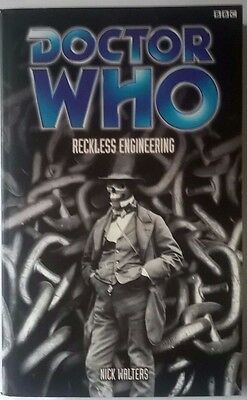 Doctor Who Book : Bbc Eighth Doctor Adventure (Eda) :   Reckless Engineering