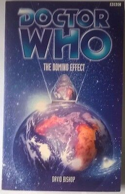 Doctor Who Book : Bbc Eighth Doctor Adventure (Eda) :   The Domino Effect