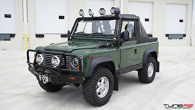1995 Land Rover Defender 90 1995 Land Rover Defender 90 N.A.S. | Like New| 38k original Miles | Perfect D90