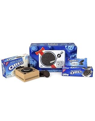 Oreo Music Box Player - You will Recive before CHRISTMAS - Cookie Record