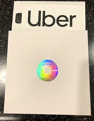 Brand New Uber Beacon - Color Changing Led Light + Magnet & Charger