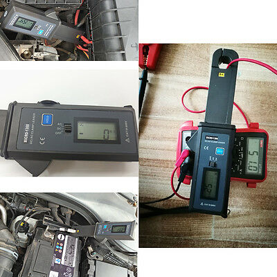 Auto Car Battery Clamp Meter AC Current Tester AC Leakage Clamp MICRO-1200s