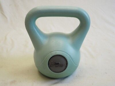 8kg Kettle Bell Weight Plastic Outer