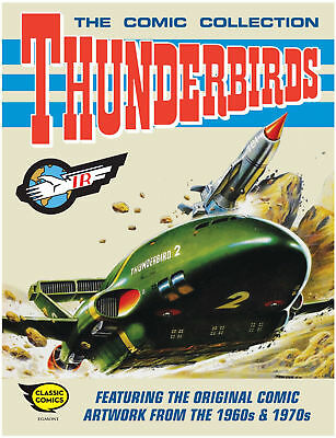 Gerry Anderson's THUNDERBIRDS: The Classic Comic Collection NEW