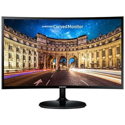 SAMSUNG Monitor PC Curvo da 24 C24F390 1920x1080 Tempo di risposta 4ms Luminosit