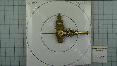 Zaandam Or Zaanse Clock Warmink Set Clock Hands Schatz 13,1 Cm Dial