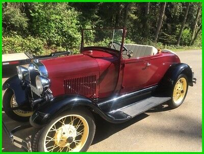 1929 Ford Model A  1929 Used