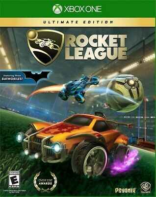 Rocket League - Ultimate Edition 883929638741 (Game Misc Used Very Good)
