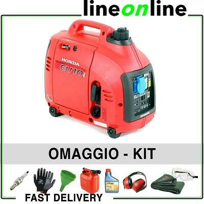 HONDA EU10i 1 Kw - Silenced inverter generating set