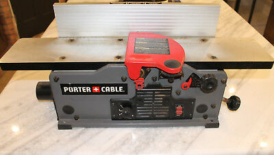 Porter-Cable 2-Blade 120V 6 in. Bench Jointer PC160JT
