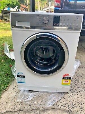 Fisher & Paykel WH8060P1 8kg WashSmart Front Load Washer