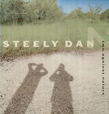 Steely Dan - 1st vinyl pressing, Two Against Nature - Giant Records 2000 LP