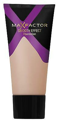 Max Factor Smooth Effect Foundation 30ml (choose shade)