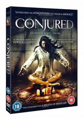THE CONJURED - **New / sealed Horror DVD** - FREEPOST / FULLY GUARANTEED