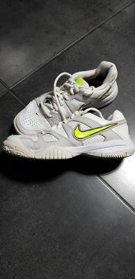 Nike City Court Running Shoes Trainers Women's White Size 38