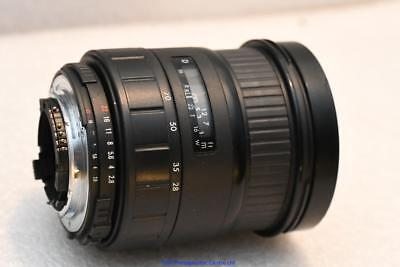 Nikon AF Fit Sigma 28-70mm F2.8 fast lens GOOD CONDITION