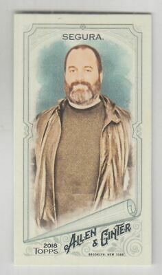 2018 Topps Allen and Ginter Mini A and G Back #198 Tom Segura