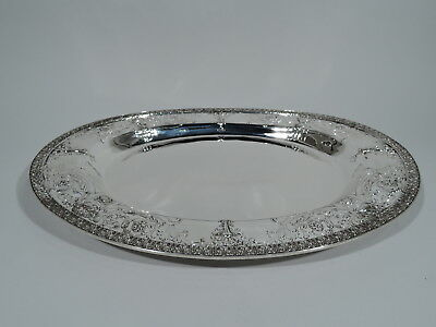 Black, Starr & Frost Tray - 1452/8 - Antique Serving - American Sterling Silver