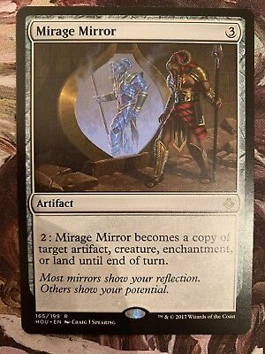 MTG x1 Mirage Mirror - Hour of Devastation - M/NM - Magic the Gathering