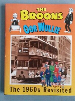 The Broons And Oor Wullie The 1960s Revisited