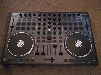 Reloop Terminal Mix 8 4-Deck DJ Controller for Serato, excellent condition