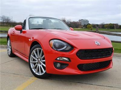 2017 Fiat 124 Spider Lusso 2017 FIAT 124 Spider Lusso Auto, only 1,600 Miles Custom Paint $ just reduced!