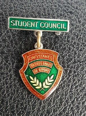 Greystanes School Student Council Pin / Badge