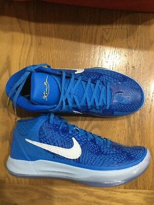 online store 833e8 a5ffc NEW men s Nike Kobe Bryant AD PE Blue Basketball Shoes Athletic sneaker Sz  10.5