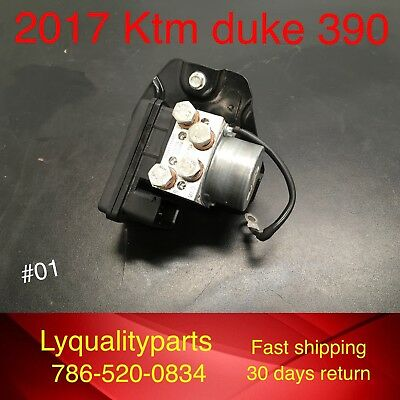 2017 -2018 Ktm 390 Duke Abs Pum Unit  Oem