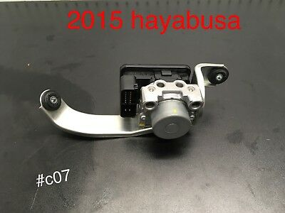 08- 2015 Suzuki Hayabusa ABS Pump 2013 2014 2015 Oem Good