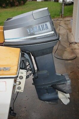 70hp yamaha outboard motor 2 stroke vgc for age