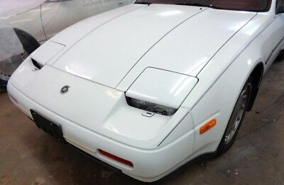 1987 Nissan 300ZX TURBO T-TOPS, Leather, Digital Dash, Rare 2-Seater, LOW KM, Well Preserved, BONE STOCK